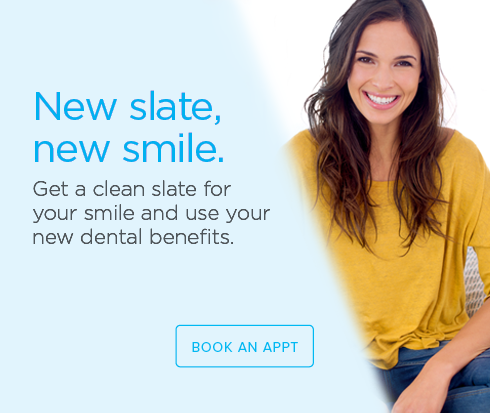 Columbia Heights Dentistry - New Year, New Dental Benefits