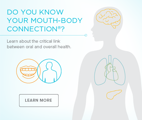 Columbia Heights Dentistry - Mouth-Body Connection